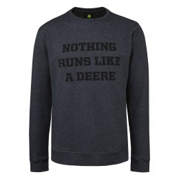 Sweatshirt 'Nothing Runs...'