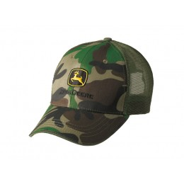 Casquette maille camouflage