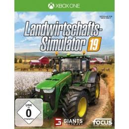 Xbox One Landwirtschafts-Simulator 19