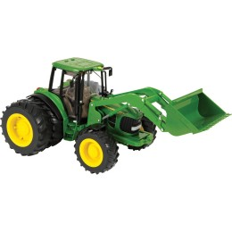 John Deere 6830 Premium Traktor mit Zwillingsreifen und Frontlader