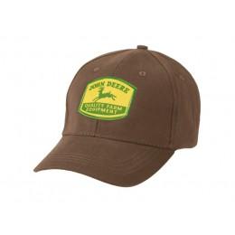"Cap ""Tradition"", braun"