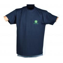 Herren T-shirt Traffic Blau