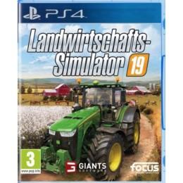 PS4 Landwirtschafts-Simulator 19