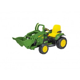 John Deere Traktor mit Frontlader