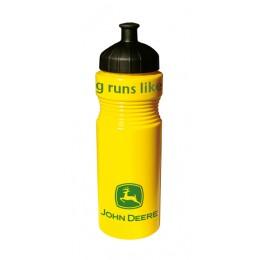 Trinkflasche John Deere gelb