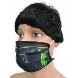 John Deere Premium Schutzmaske