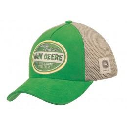 Mesh Cap Quality Equipment grün