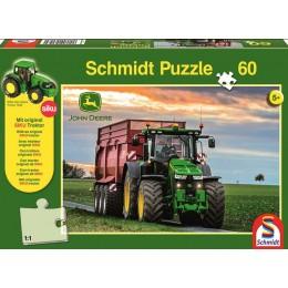 Puzzle + SIKU Traktor «Traktor 8370R»