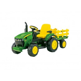 """Traktor und Anhänger """"Ground Force"""""""