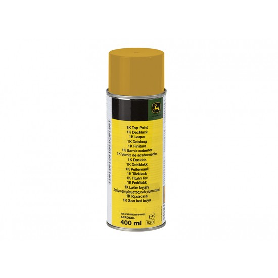 Industriegelb, Spray, 400 ml