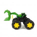John Deere Monster Treads Rev Up Tractor